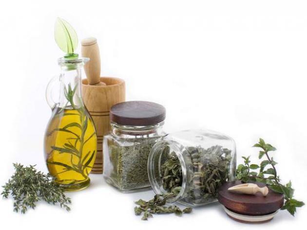 Θεραπείες με βότανα για παιδιά