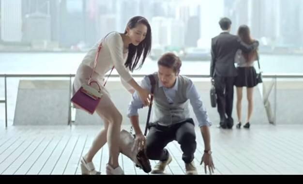 Μη χωρίσετε, απλά… λουστείτε … Μια άκρως ρομαντική διαφήμιση για τη δύναμη της αγάπης