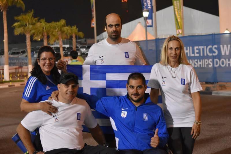 Περήφανη η Κρήτη για το «χρυσό» παιδί της – Πρώτος στον κόσμο ο Παραολυμπιονίκης Μανώλης Στεφανουδάκης !!!