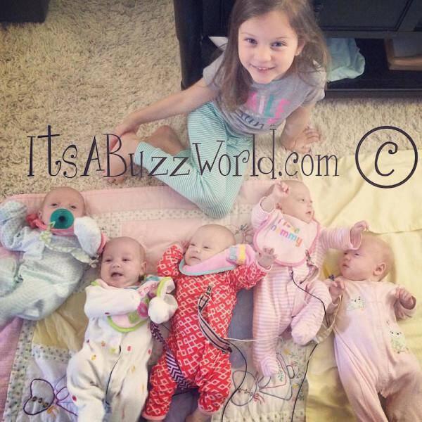 Αυτή η μαμά γέννησε 5 υγιέστατα μωρά! Η γέννησή τους όμως, Σόκαρε τους γιατρούς για ΑΥΤΟ τον λόγο…