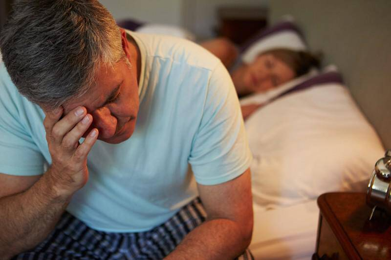 Συχνοουρία τη νύχτα: Τι φταίει και σας διακόπτει τον ύπνο