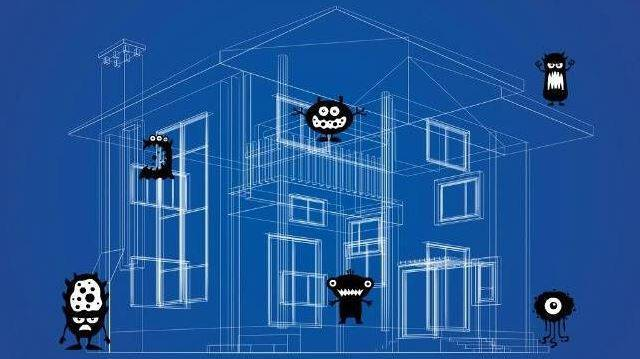 Ποια «ύπουλα» σημεία στο σπίτι έχουν τα περισσότερα βακτήρια