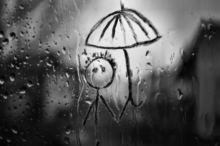 Πονάς; Είναι επειδή βρέχει