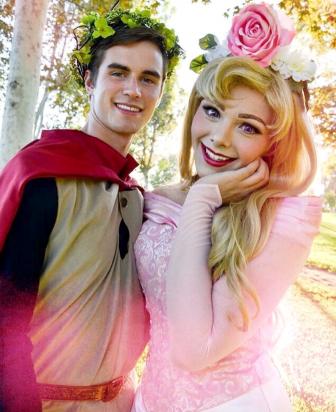 Κάνει καριέρα ως πριγκίπισσα της Disney αλλά στην πραγματικότητα είναι… άντρας! (φωτογραφίες)