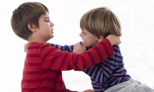 Επιθετικότητα παιδιού: Πώς να την αντιμετωπίσετε