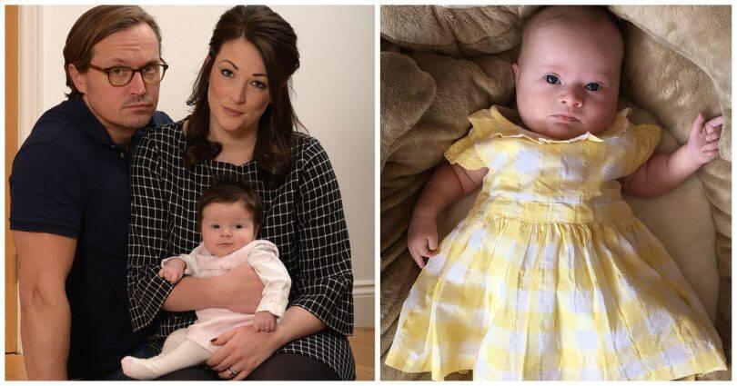 4993749e45 Γονείς χάνουν την 5 μηνών κόρη τους με σύνδρομο Down και η απώλεια τους  είναι ανυπολόγιστη.