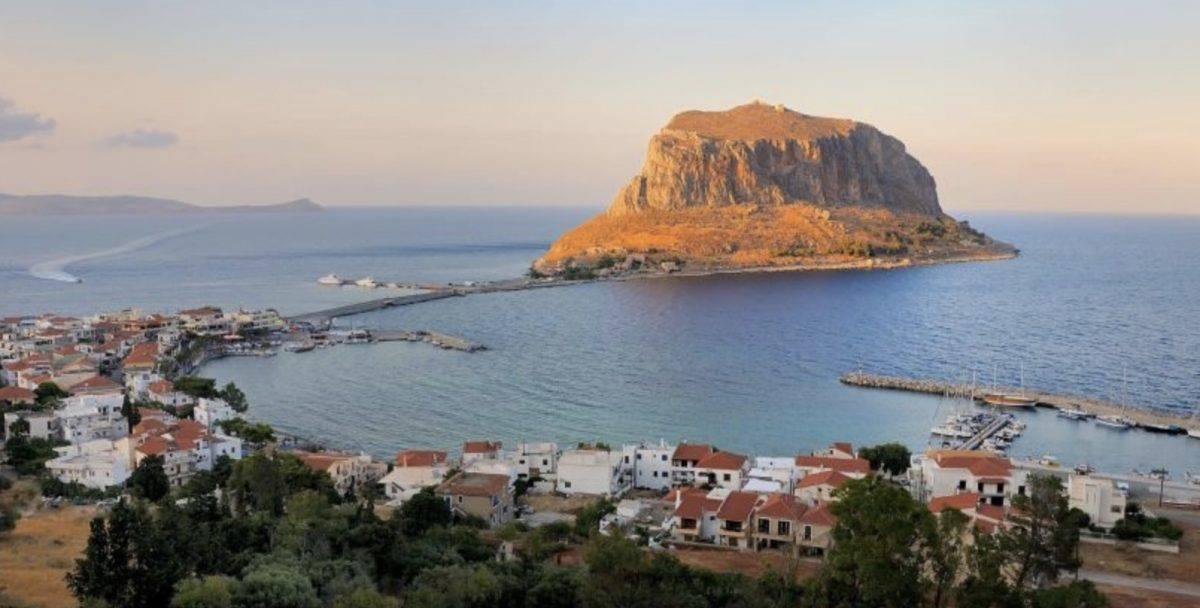 H Μονεμβασιά είναι το δεύτερο πιο παράξενο μέρος του κόσμου!!!-ΒΙΝΤΕΟ,ΦΩΤΟ – Newsitamea.gr
