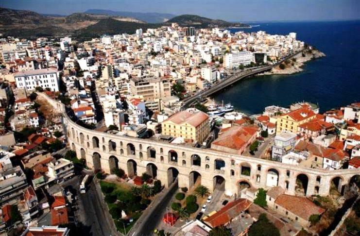 Βίντεο drone: Καβάλα, η γαλάζια πολιτεία της Μακεδονίας από ψηλά!!!-ΒΙΝΤΕΟ, ΦΩΤΟ