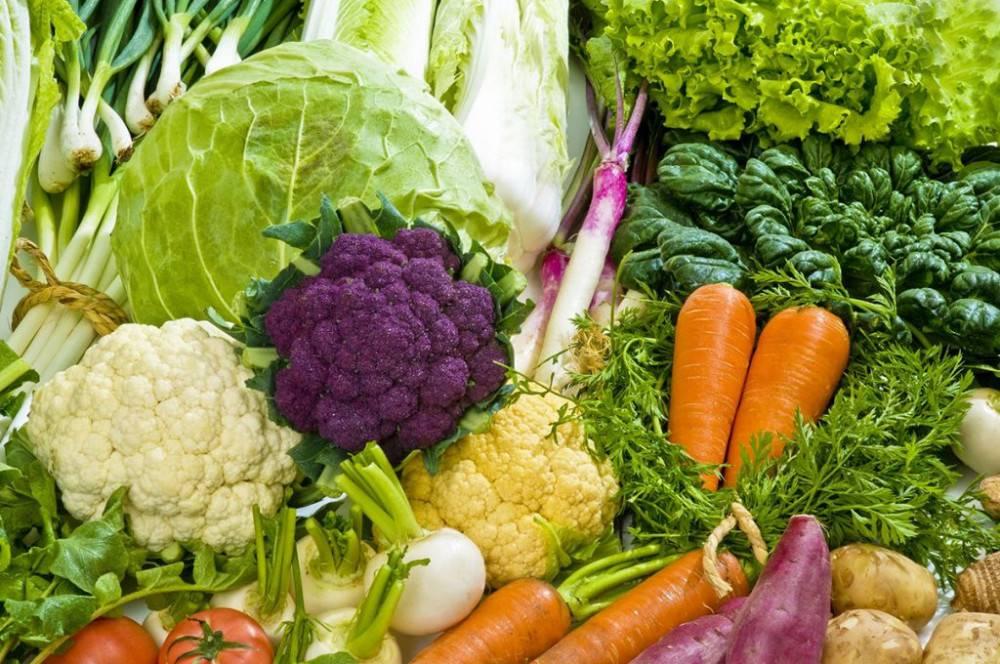 η λίστα με τα πιο μολυσμένα φρούτα και λαχανικά για το 2020